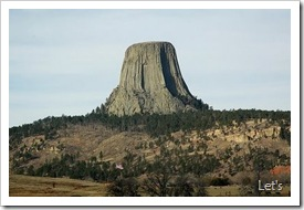 torre do diabo wyoming