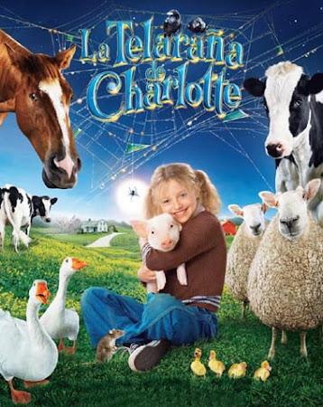 Poster de La Telaraña de Charlotte
