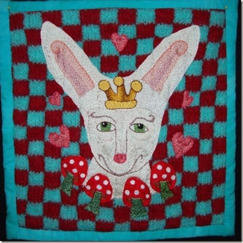 Queen of Hearts complete