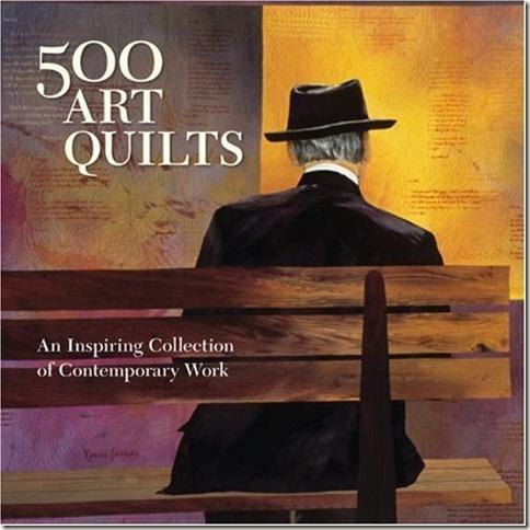 500 Art Quilt cover