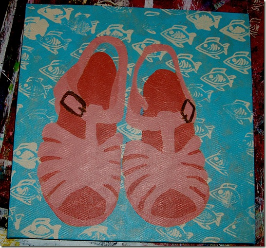 ten women shoe two