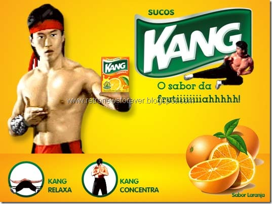 KANG LARANJA