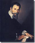 Claudio Monteverdi in 1640 by Bernardo Strozzi