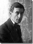 Maurice Ravel in 1912