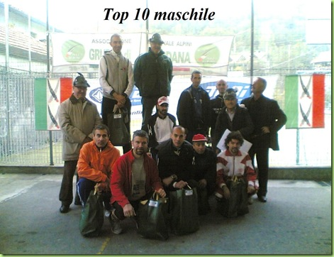 top10 maschile