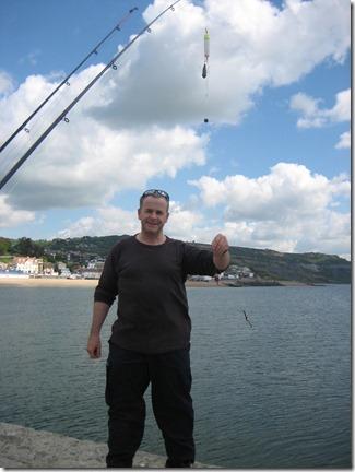 Lyme Regis Fishing 28th May 2010 01