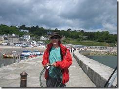 Lyme Regis Fishing 28th May 2010 04