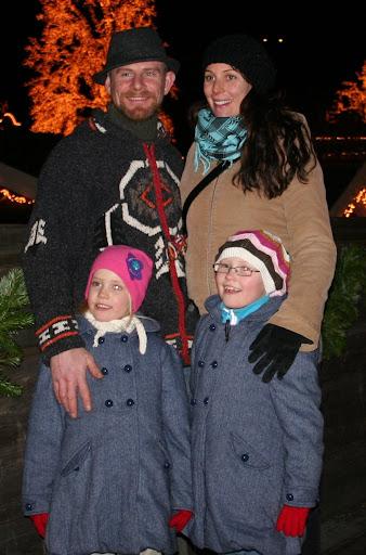 Reynir, Maria, Salka og Sóley