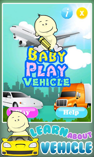Baby Play Vehicle