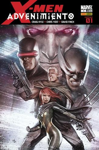 X-Men: Advenimiento Capítulo 01
