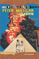 Vertigo Voices Peter Milligan: Egipto