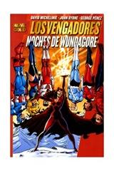 (Marvel Gold) Los Vengadores Noches de Wundagore