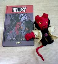 Hellboy, Amigurumi de La Costurera Ninja