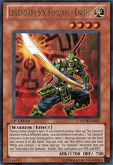 Seis Samuráis Legendarios - Enishi