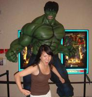 Tammy & The Incredible Hulk