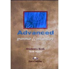 Advance Grammar & Vocabulary
