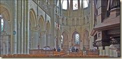 Choeur de Saint Quiriace