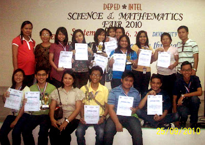 Science and Technology Fair 2010