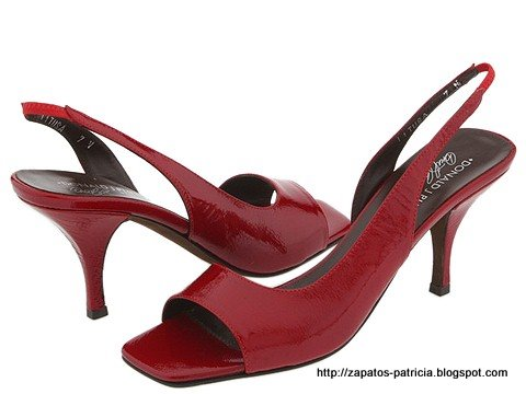 Zapatos patricia:NO-786756