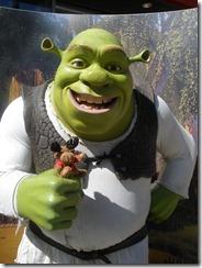 Moosey Moose Gets a Shrek Hug