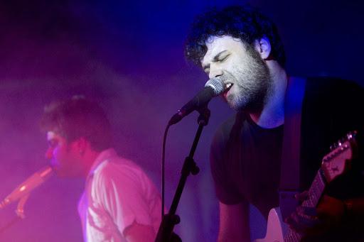 Concert de Joe Crepœsculo a la sala Apolo 2 de barcelona. Foto de Jordi Pizarro. ARA