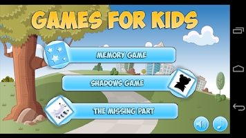 Screenshot of Game for Children (3-5 y) FREE