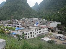 Scene of Town of Longfu