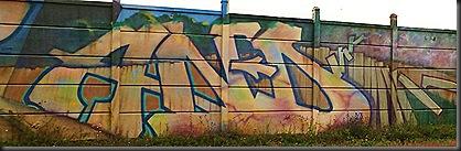 17 Grafitis