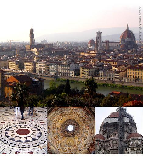firenze2 - Visitando – Florença na Itália