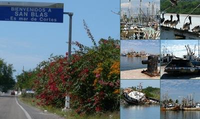 Ver puerto de San Blas