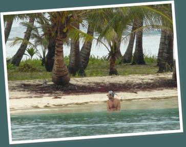 Ver perdido en la isla