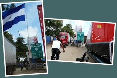 Ver frontera con nicaragua
