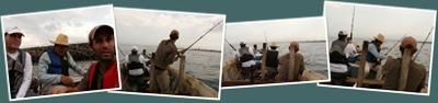 Ver pesca en El Pacífico