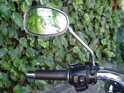 Espejo genérico adaptado