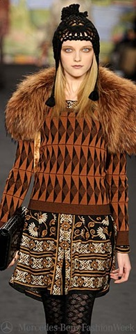 Anna Sui - look 8