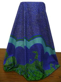 Anna Sui cotton border print @ www.fabricmartfabrics.com