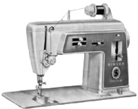 Singer 1965 Touch-and-Sew
