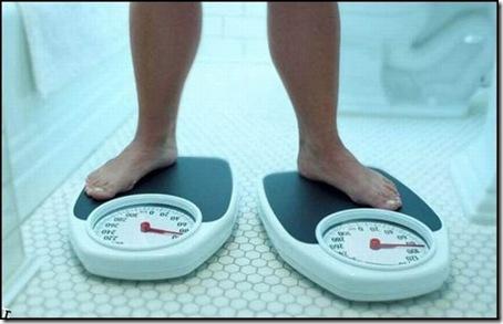 rebajar peso