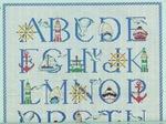 abecedarios punto de cruz. (270)