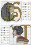 abecedarios punto de cruz. (227)