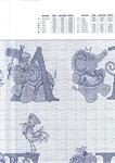 abecedarios punto de cruz. (298)