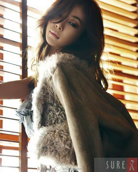 Han Eun Jeong Photos