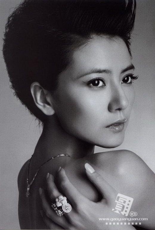 Gao Yuanyuan - Wallpaper Actress
