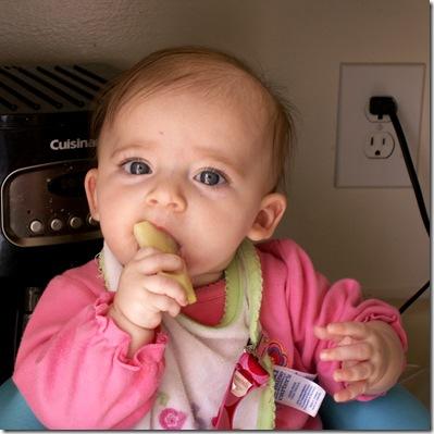 Elaine 21 Weeks Apple Wedge