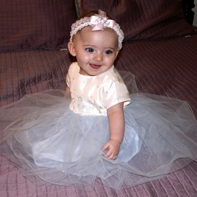 Elaine 24 Weeks Princess Dress