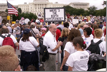 9-12 Taxpayer March on Washington, D.C.