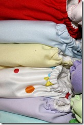 Diaper Stash Pictures