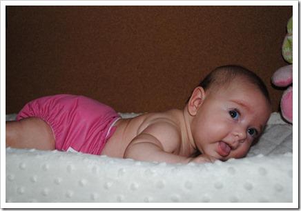 #12 Nichole Tarpley - baby Annabelle