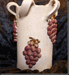 Grape Vase side