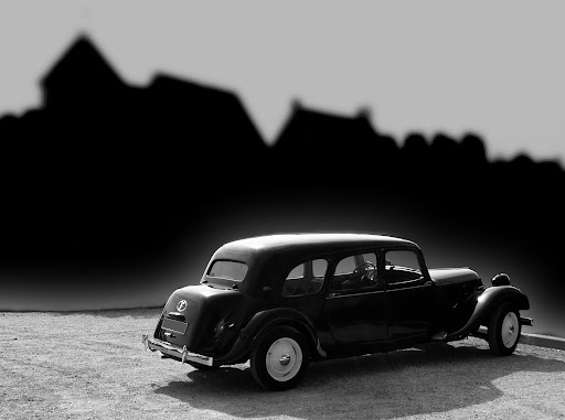 Citroen Traction Avant 11